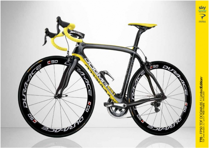 770-FP50 TDF DOGMA 65.1 Limited Edition \449,000-(フレームセット)