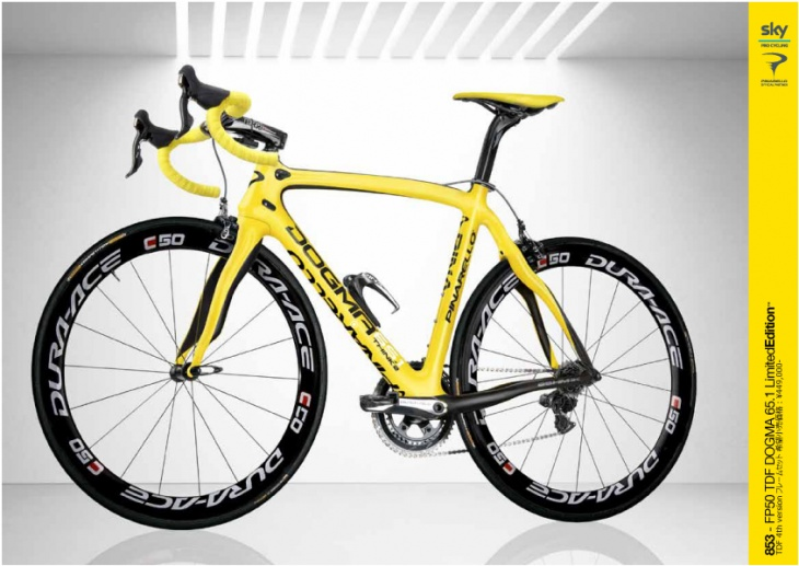853-FP50 TDF DOGMA 65.1 Limited Edition \449,000-