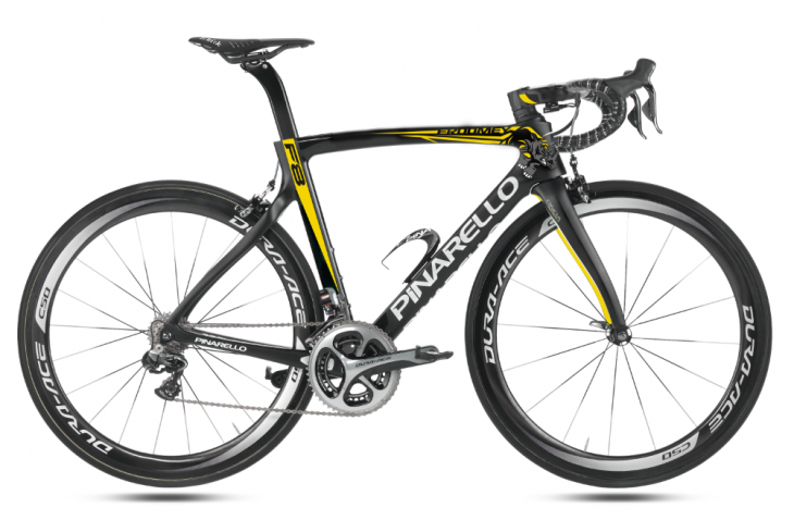 """DOGMA F8 """"RHINO"""" CHRIS FROOME Special Edition"""