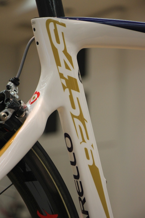 DOGMA F8 / 894 WIGGINS HR : photo by Cyclowired
