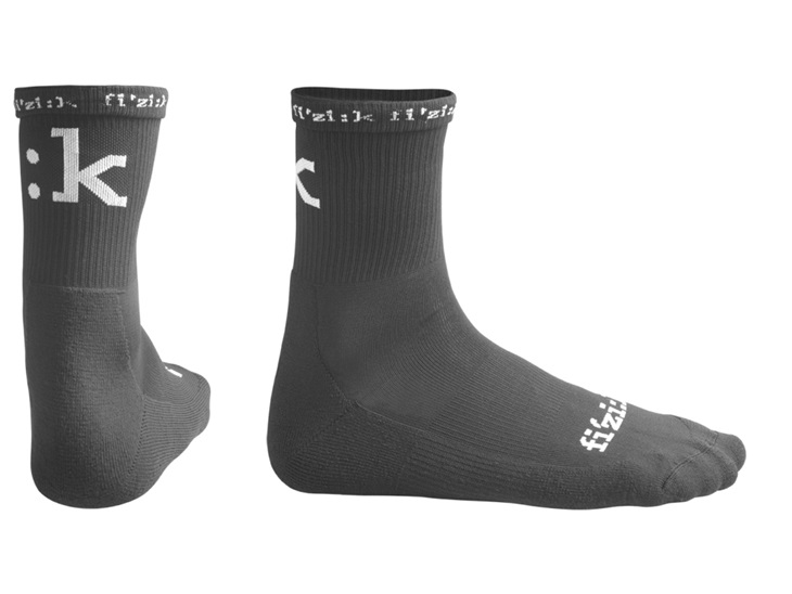 RACING SOCKS WINTER / ブラック
