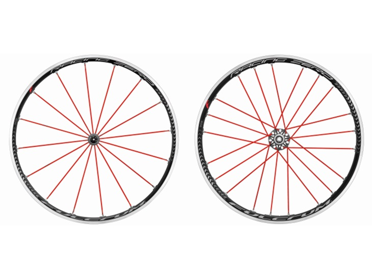 "FULCRUM RACING ZERO Clincher ""RED SPOKE"""