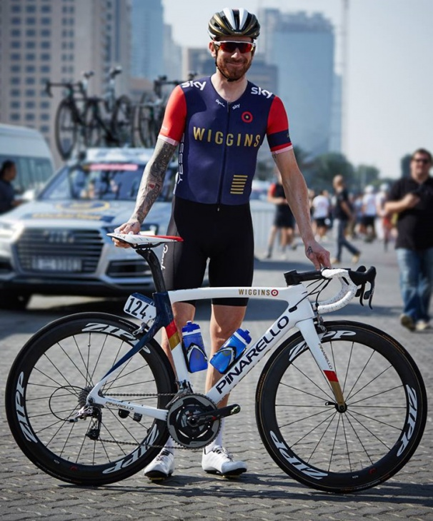 DOGMA F8 876/TEAM WIGGINS 2016