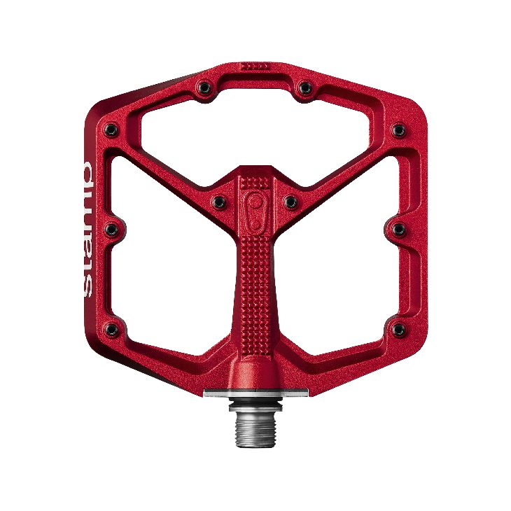 STAMP PEDAL / LARGE / RED
