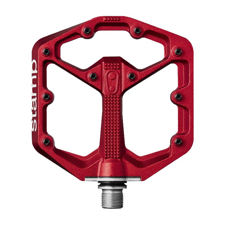 STAMP PEDAL / SMALL / RED