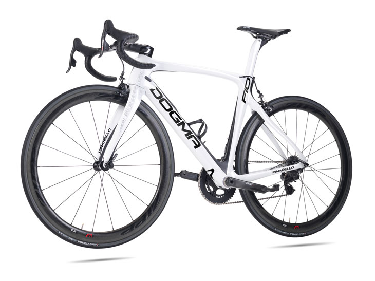 DOGMA F10 / 165 Sideral White(受注発注色)※ロゴがブラックへ変更