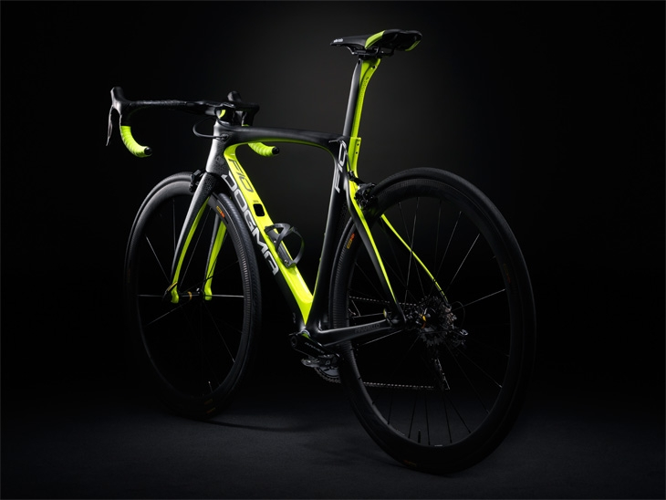DOGMA F10 / 168 Sulfur Yellow(受注発注色)