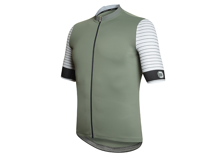 Rival Jersey green-white-black