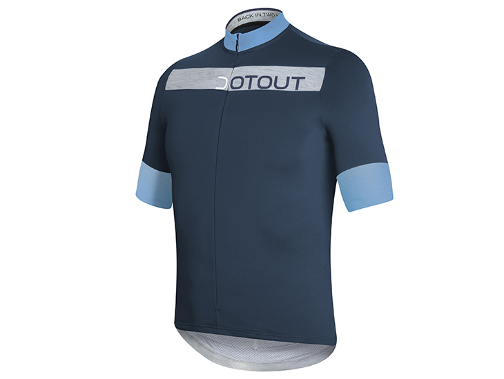 Horizion Jersey blue-light blue