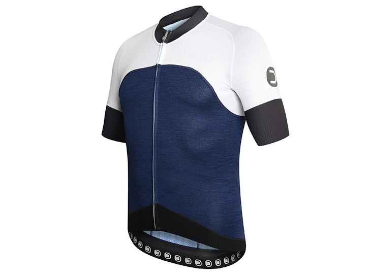 Le Nuage Jersey blue-light grey