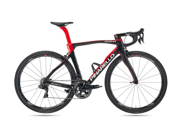 DOGMA F12 429 URANUS BLACK RED