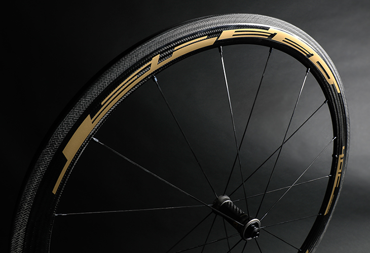 FULCRUM SPEED 40C GOLD Limited Edition