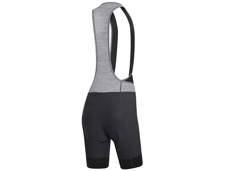 Cosmo W Bib Short Back