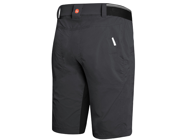 Iron Pant Anthracite Back