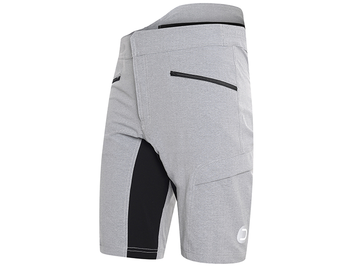 Phantom Pant Melange Light Grey