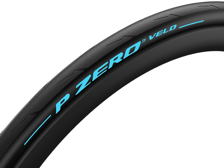 P ZERO VELO COLOR EDITION TURQUOISE BLUE