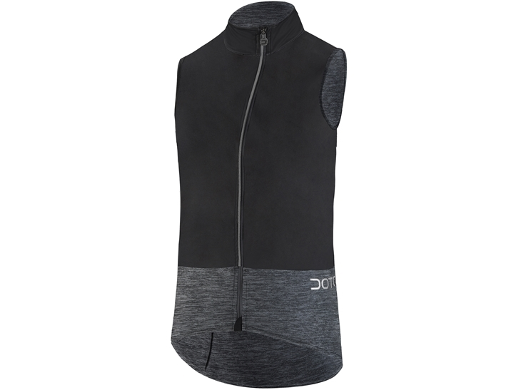 Breeze Vest Black Dark Grey