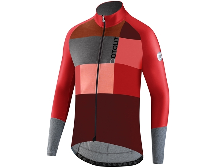 Fanatica Wool Jersey Red