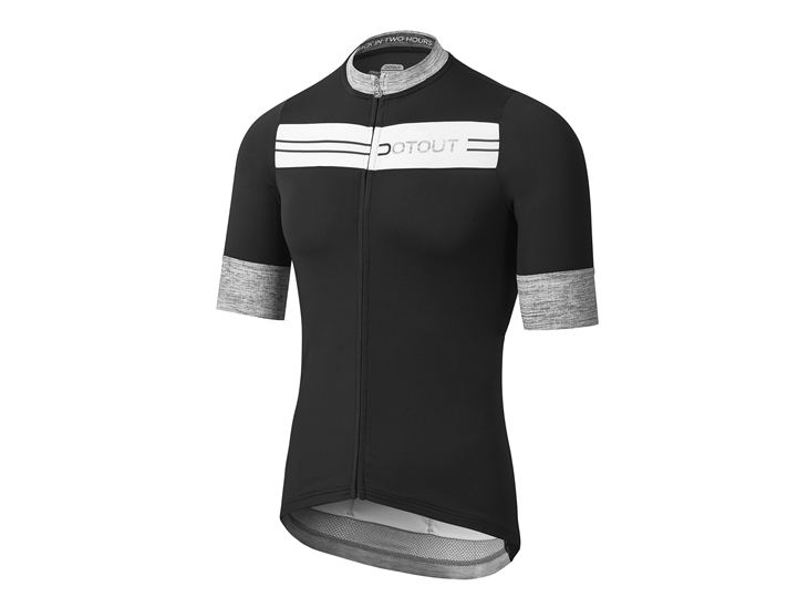 Stripe Jersey black-white