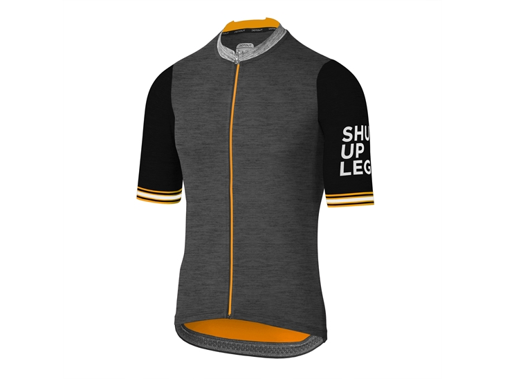 Venture Jersey melange light grey