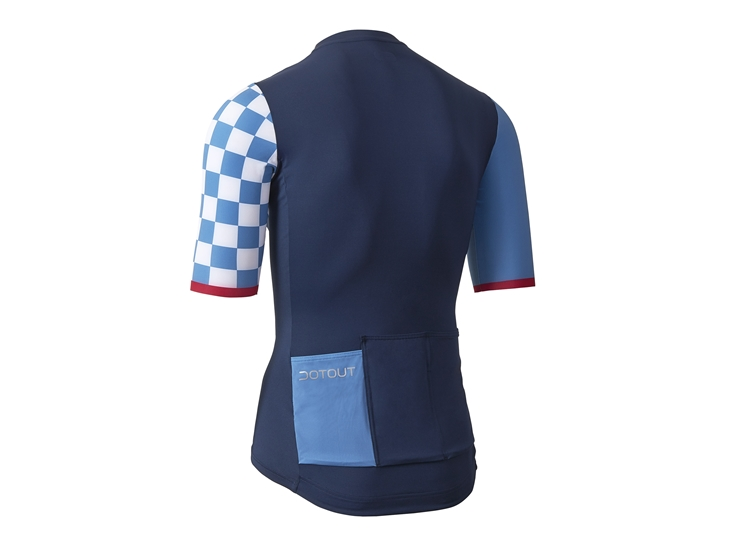 Fanatica Jersey blue back