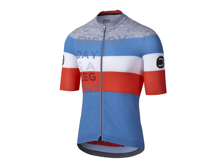 Combact Jersey avio-orange-light grey