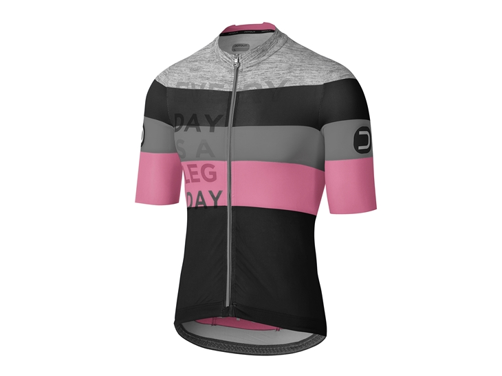 Combact Jersey black-pink-light grey
