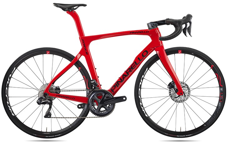PRINCE DISK A212/RED