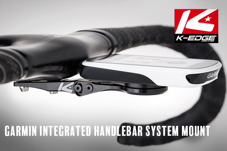 GARMIN INTEGRATED HANDLEBAR SYSTEM SPLAYED MOUNT