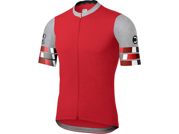 Square Jersey Red