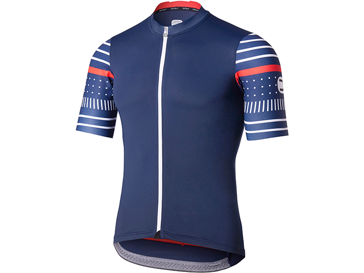 Tiger Jersey blue FRONT