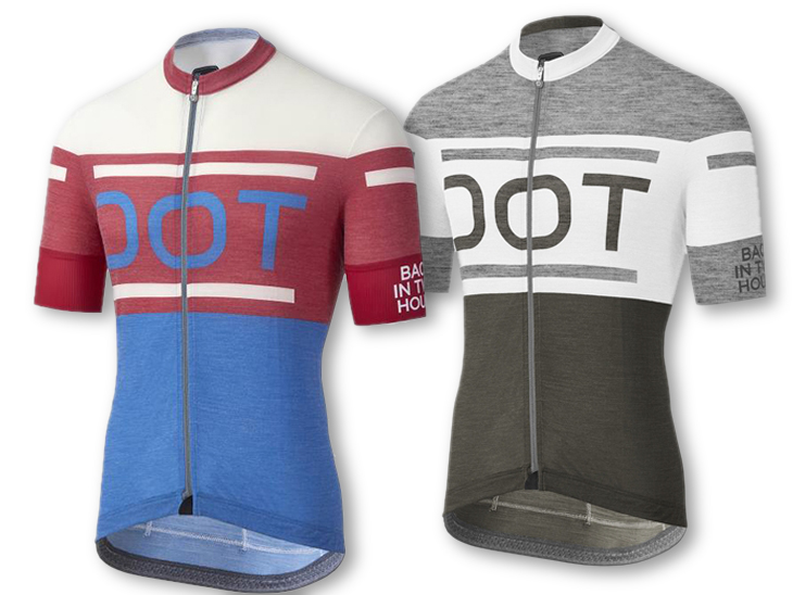 Academy Jersey White red blue / grey white deep green